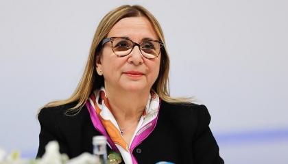 وزيرة التجارة التركية: مستعدون لتولي المسؤوليات اللازمة لإعادة إعمار ليبيا