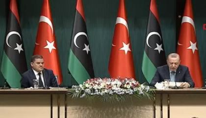 أردوغان: تركيا سترسل 150 ألف جرعة لقاح كورونا إلى ليبيا بدءًا من الثلاثاء