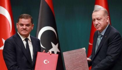 تركيا وليبيا تتفقان على ترحيل المرتزقة السوريين وفق جدول زمني