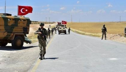 المرصد السوري: القوات التركية تنتشر على طريق «حلب – اللاذقية»