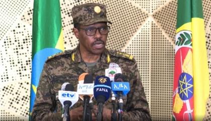 إثيوبيا تعلن القضاء على ثمانية أماكن لتمركز الجبهة الشعبية لتحرير تيجراي