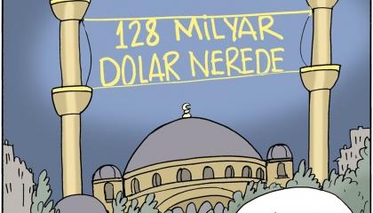كاريكاتير: هل هناك ما يمنع أردوغان من إزالة لافتات حزب الشعب الجمهوري؟!