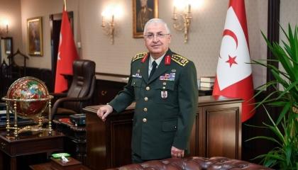 رئيس أركان الجيش التركي يهاتف نظيره الأمريكي لبحث التطورات بين البلدبن