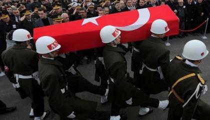 مقتل جندي تركي في قصف صاروخي قرب إربيل