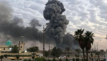 دوي انفجار شرق العاصمة العراقية بغداد