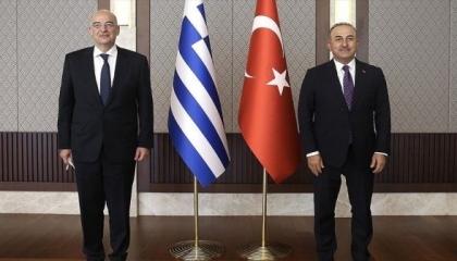 الخارجية اليونانية: يمكننا وضع أجندة إيجابية مع تركيا في المجال الاقتصادي