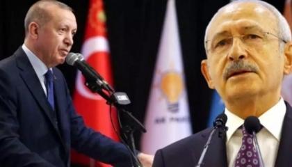 أردوغان يهاجم زعيم المعارضة التركية ويتهمه بتغيير مواقفه