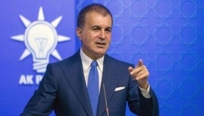 حزب أردوغان: إسرائيل لا تأخذ أي قيم إنسانية بعين الاعتبار