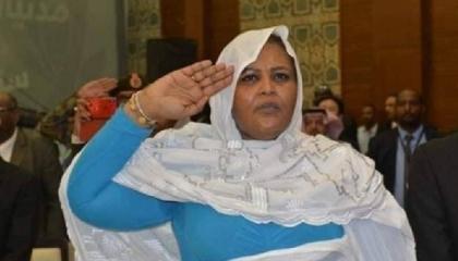 وزيرة الخارجية السودانية: إثيوبيا تثير الفتن في أفريقيا وأرضنا ليست للتفاوض