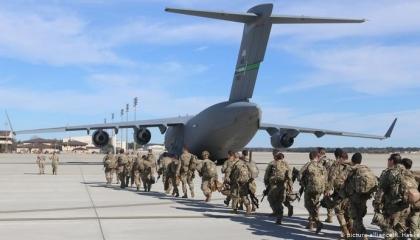قوات التحالف الدولي تساهم في تأمين الحدود العراقية مع سوريا