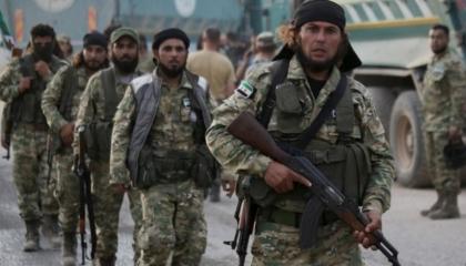 لليوم الثالث على التوالي.. معارك طاحنة بين فصائل أنقرة في رأس العين السورية