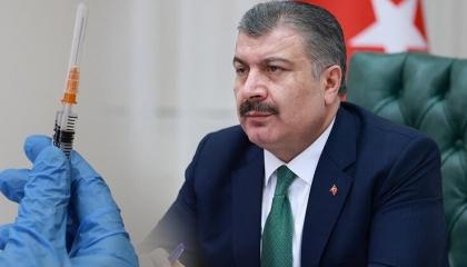 الحكومة التركية: قدمنا 20 مليون جرعة من لقاح كورونا للمواطنين حتى الآن