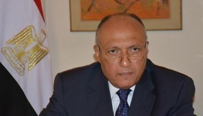 شكري يبحث مع المبعوث الأممي إلى اليمن التوصل لحل سياسي شامل ومستدام