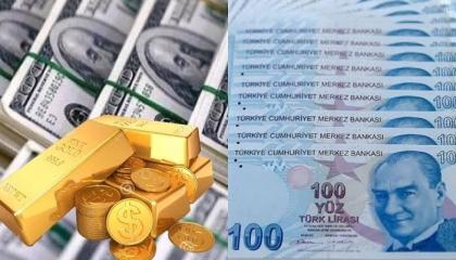 الليرة التركية تواصل هبوطها أمام الدولار واليورو