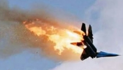 التحالف العربي يسقط طائرة مفخخة أطلقتها الحوثيون تجاه السعودية