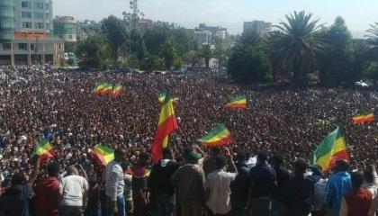 الشعب الإثيوبي يثور ضد ممارسات آبي أحمد في أمهرة: إرهاب ترعاه الدولة