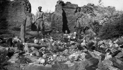 في ذكرى المجزرة العثمانية للأرمن.. أمريكا تعلنها «إبادة جماعية»