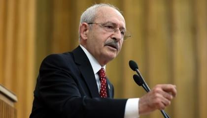 تركيا تحقق مع زعيم المعارضة بتهمة الإرهاب