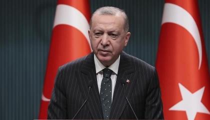 أردوغان يعلن إغلاقاً كاملاً بكافة أنحاء تركيا لمدة 18 يومًا