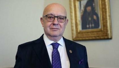 رئيس الأوقاف الأرمينية بتركيا ينتقد الاستغلال السياسي لذكرى المذبحة الشهيرة