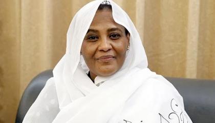 وزيرة الخارجية السودانية تتوجه إلى القاهرة للتباحث حول أزمة سد النهضة