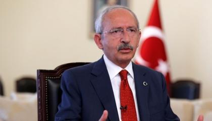 زعيم المعارضة: أردوغان لا يحكم تركيا ويخاف مني