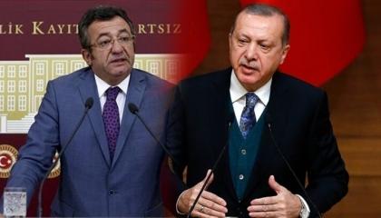 معارض تركي يقاضي أردوغان ويطالب بتعويض قدره 128 ألف ليرة