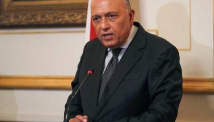 وزير الخارجية المصري: أزمة سد النهضة سببها تعنت إثيوبيا ورفضها للوساطات