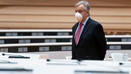 الأمين العام للأمم المتحدة يعلن فشل مفاوضات حل القضية القبرصية
