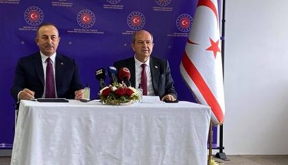 رئيس القبارصة الأتراك يطالب باعتراف دولي ويعلن فشل مفاوضات الأمم المتحدة