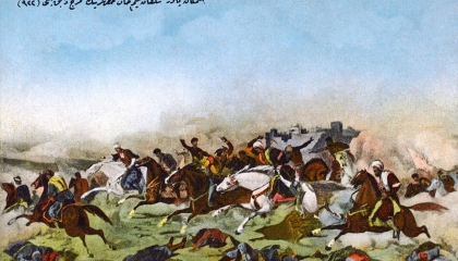 خان المماليك وثار على العثمانيين.. حكاية «جان بردي الغزالي»