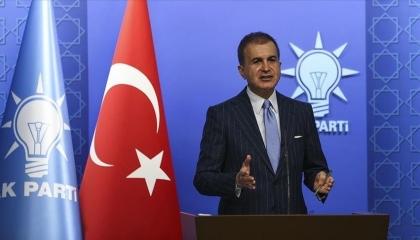الحزب الحاكم في تركيا: لا يمكن إجراء محادثات مع إغفال حقوق القبارصة الأتراك