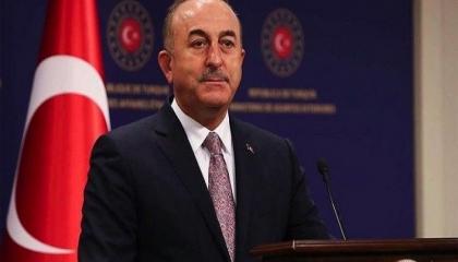 وزير الخارجية التركي: الهجوم الإسرائيلي على الأقصى خارج عن الإنسانية