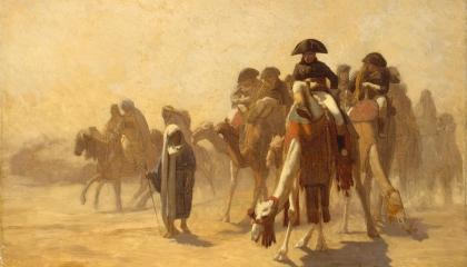 «يا له من حمار»: حكاية سفير عثماني تسبب في نجاح الحملة الفرنسية على مصر