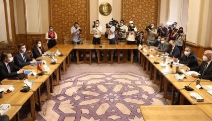الخارجية التركية: المحادثات مع مصر كانت ودية وشملت كل القضايا