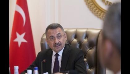 نائب أردوغان: من مصلحة تركيا ومصر تنسيق خطواتهما معًا