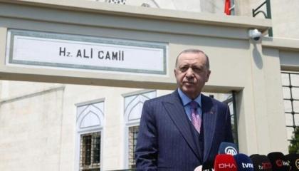 أردوغان: نعمل على إصدار دستور تقبله الأمة وسنستشير المعارضة
