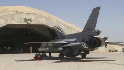 استهداف قاعدة عين الأسد الأمريكية بالعراق بواسطة طائرة مُسيرة