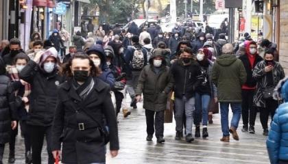 الإصابات تتراجع والوفيات تعاود الارتفاع في تقرير «كورونا» اليومي بتركيا