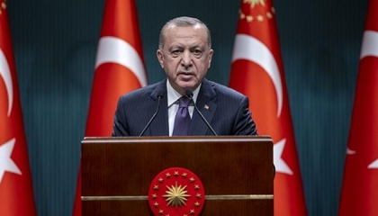 أردوغان يدين الاعتداءات الإسرائيلية في المسجد الأقصى