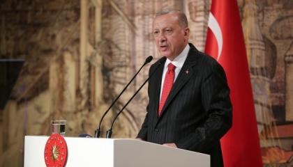 أردوغان يطالب إسرائيل بالتوقف الفوري عن هجماتها ضد الأقصى والفلسطينيين