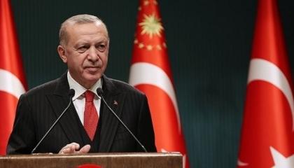 أردوغان: الاتحاد الأوروبي يحتاج لهيكل مؤسسي جديد.. ولن يحمي وجوده بلا تركيا