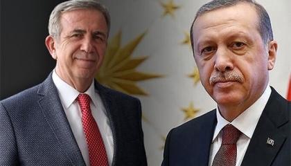 نصف الأتراك يختارون منصور يافاش رئيسًا للبلاد بدلًا من أردوغان
