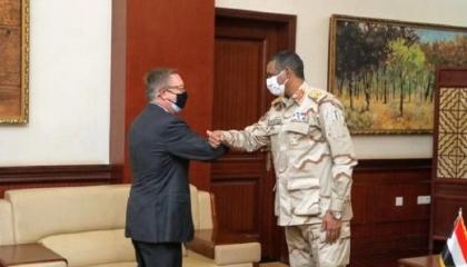 سد النهضة والحدود.. تفاصيل زيارة مبعوث الرئيس الأمريكي للخرطوم