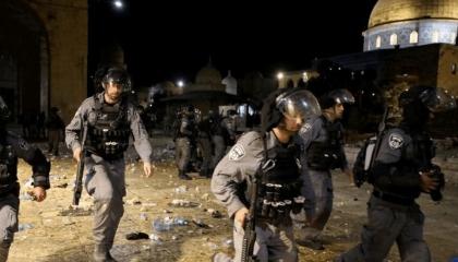 مصر تبلغ إسرائيل رسميًا رفضها لاقتحام المسجد الأقصى