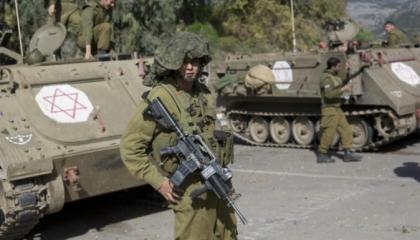 قوات الاحتلال الإسرائيلي تفرض الحصار على قطاع غزة