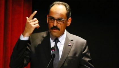 قالن: نضالنا ضد القوة الخبيثة سيستمر حتى ينتهي الاحتلال وتحرير فلسطين