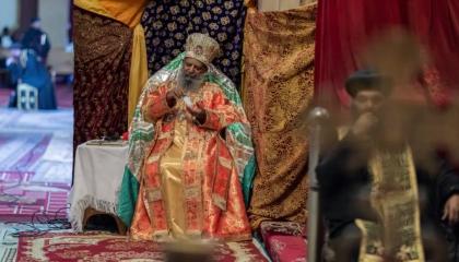بعد كشفه مخطط إبادة تيجراي.. سفيرة أمريكا تستضيف بطريرك الكنيسة الإثيوبية