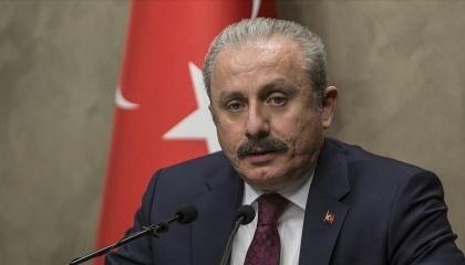 رئيس البرلمان التركي: إسرائيل تمارس إرهاب الدولة