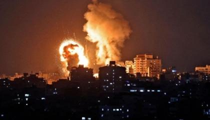 جيش الاحتلال الإسرائيلي يطلق حملة عسكرية على غزة باسم «حارس الأسوار»